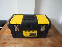 Brand New Stanley Tool Box & Tools