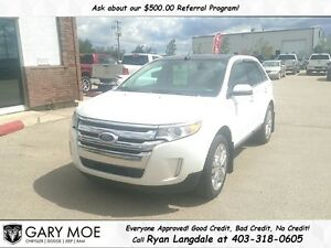 2012 Ford Edge Limited **ALL WHEEL DRIVE**