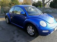 2003 VW Beetle Automatic - full Leather