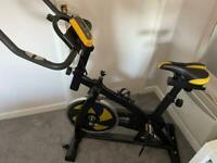 Nero Sports Exercise Bike Bluetooth