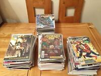 200 plus Comics in great condition