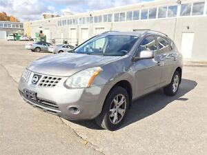 2008 Nissan Rogue AWD WITH SUNROOF ALSO 2009 WITH LEATHER SEATS
