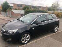 Vauxhall Astra 2.0 diesel black