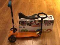 Micro Mini 3 in 1 scooter