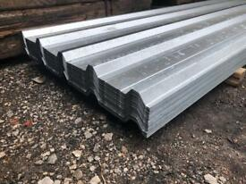 ⚙️ •New• 10Ft Box Profile Galvanised Roof Sheets x 100