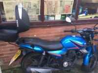 Keeway RK 125 for sale