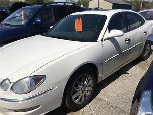 2008 Buick Allure CXL CALL 519 485 6050 CERTIFIED