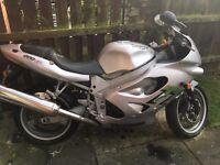 Triumph TT600 2003