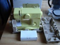 Used, NEW IN BOX JL PORTABLE SEWING MACHINE MINI for sale  Oldham, Manchester