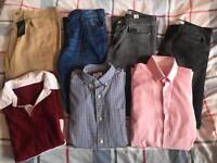 Men's Clothing Bundle Small Mans/Boys 32 inch waist