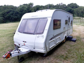 Swift Challenger 550L 2005 w. full awning