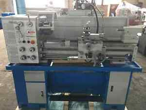New 2hp Gearhead Metal Lathe with stand footbrake coolant 300X910 Coburg North Moreland Area Preview