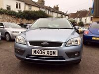 Ford Focus 1.6 Ghia 5dr£1,895 new cambelt&water pump,