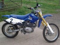 200cc dirt bike , pitbike , crosser big wheel