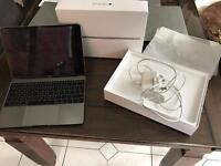 MacBook Slate Grey 1.2GHz 8GB 512GB SSD