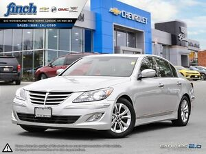 2012 Hyundai Genesis 3.8 3.8|BLUETOOTH|LEATHER|SUNROOF