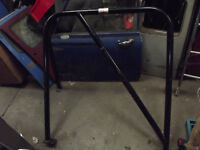 CLASSIC MINI HEAVY DUTY JUMBO REAR ROLL CAGE EXCELLENT CONDITION
