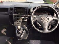 Toyota Corolla Verso (Diesel Sat Nav) With 6 Month MOT Left