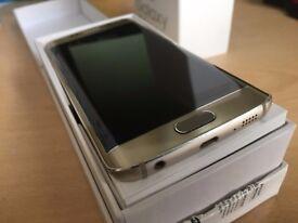 Samsung Galaxy S6 Edge Gold 32GB EE
