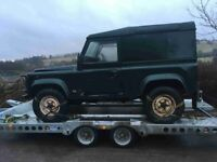 Wanted Land Rover Defender 90 & 110 in any condition