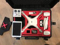 DJI Phantom 4 Drone 4k