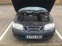 2004(04) SAAB 9-5 VECTOR 2.2 TURBO DIESEL FULL SERVICE HISTORY RECENT SERVICE LAST OWNER 6 YEARS