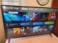 BRAND NEW BOXED LG 55 INCH SMART 4K UHD HDR LED TV, FREEVIEW & FREESAT HD