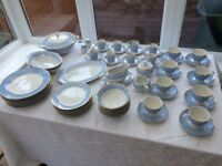 Beautiful Doulton China Dinner Service