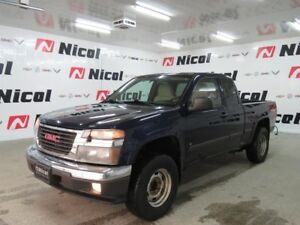 2007 GMC Canyon 4WD Extended Cab