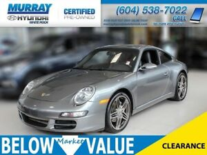 2006 Porsche 911 Carrera****60K!**NO LUXURY TAX**