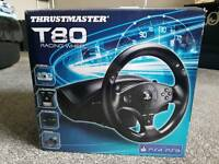 Ps4 thrustmaster racing wheel