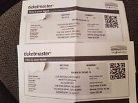2 Tickets to MICKY FLANAGAN ...WED 24TH MAY ..SSE ARENA BELFAST