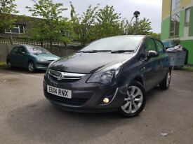 Vauxhall Corsa 2014 Diesel 5dr Excellent Condition