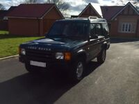 Land Rover DISCOVERY 2.5 TD5 GS *** HPi CLEAR *** HISTORY *** CLEAN EXAMPLE ALL AROUND ***