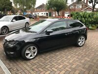 Seat Leon FR 2.0TDI 2014, 60000 miles, DSG Automatic, Full Leather, Very High Spec