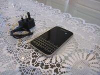 BlackBerry Classic - 16 GB - Black is on vodafone network