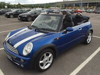 2007 MINI COOPER AUTOMATIC CONVERTIBLE / NEW MOT / PX WELCOME / WE DELIVER