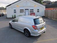 Vauxhall Astra Van Rare Xp Model 1.7 CDTI