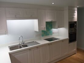 *Immaculate condition* Fitted kitchen with Corian worktop & Neff appliances