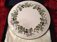 Royal Worcester Lavinia cake plate