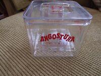 Brand New Angosturra Ice Bucket In Original Packaging