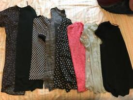 Woman's size 12 tops
