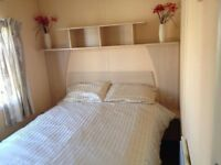 16-20 April caravan hire for £120 at Cala Gran, Fleetwood