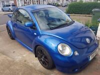 VW BEETLE 1.8T- ONE OF A KIND!