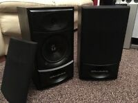 Wharfedale 100 watt high quality speakers