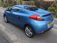 RENAULT WIND ROADSTER DY-QUE TCE - 61 PLATE - REDUCED FOR QUICK SALE £3250 ONO