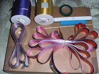 RIBBON CRAFT SET – Brand new