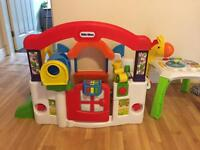 Little tikes play cottage