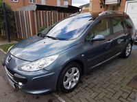 2006 Peugeot 307 SW 1.6 HDI - Good condition