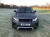 Land Rover Range Rover Evoque TD4 HSE DYNAMIC (grey) 2015-11-27